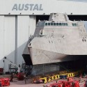 US Navy Accepts Delivery of the Future USS Coronado (LCS 4)