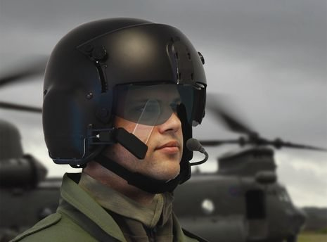 BAE Systems to Deliver Head Mounted Di...