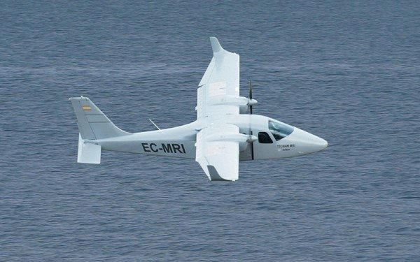 Indra Develops A Maritime Surveillance Light Aircraft