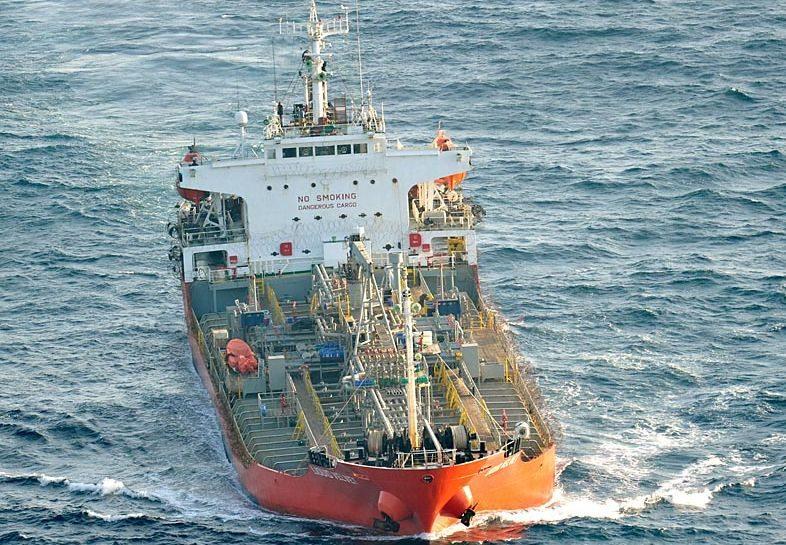 UK Naval Task Force foils pirate attac...