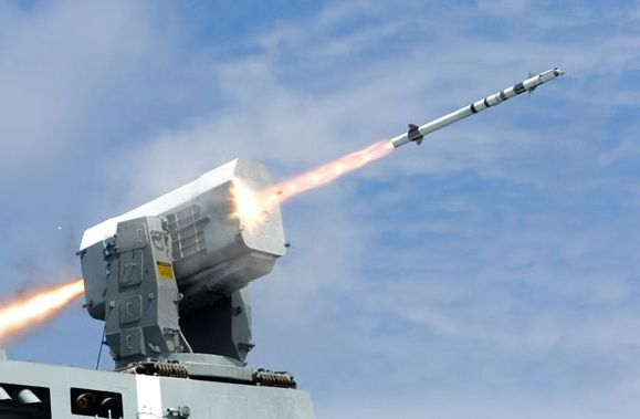 Raytheon Delivers First Block 2 Rollin...