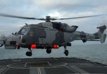 Royal Navy's Lynx Wildcat Helicopter