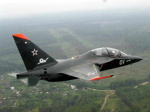 Belarus Signs Initial Order for Yak-13...