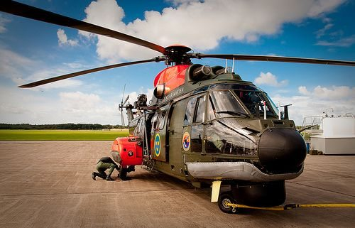 Patria to Provide Helicopter Services ...