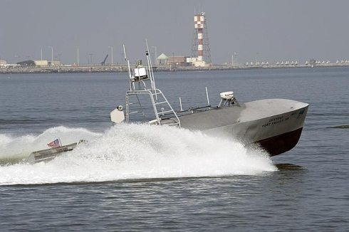NPS Acquires Two USVs, Opens Sea Web L...