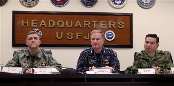 Admiral Details Challenges, Opportunit...