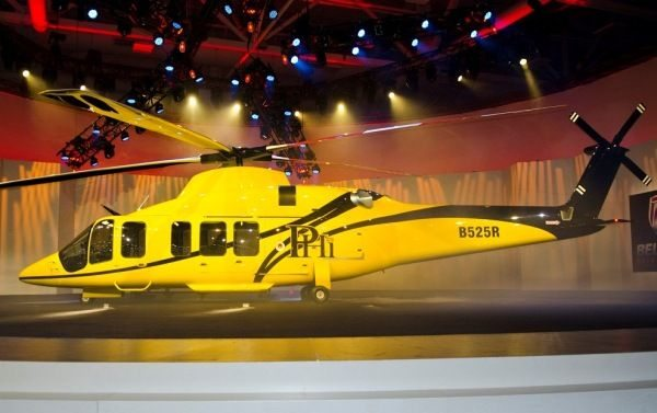 """Bell Helicopter Introduces the 525 """"Re..."""