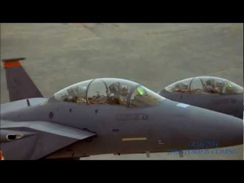 The F-15 Eagle-Undefeated Aerial Warrior