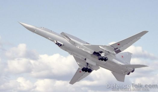 Some 40 Russian Bombers Exercise Near ...