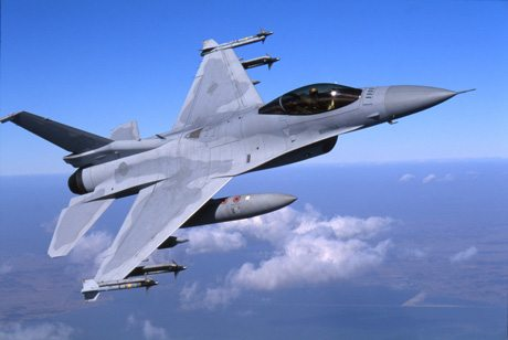 F-16V Completes Major Capability Miles...