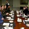 Panetta Hosts Meetings with Jordanian Military Leaders