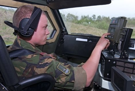 Thales Delivers Vehicle Intercom Syste...