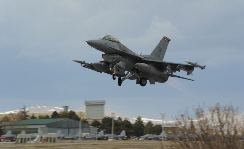 US, Turkish air forces complete Anatol...