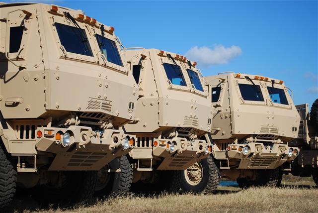 US Army Orders More Oshkosh FMTVs