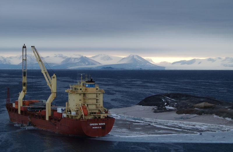 History-making Op Deep Freeze 2011-201...