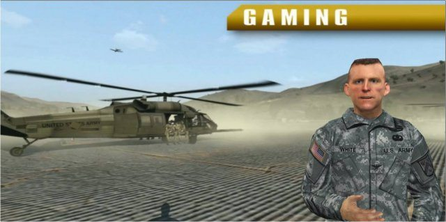Gaming plays important role in Army tr...