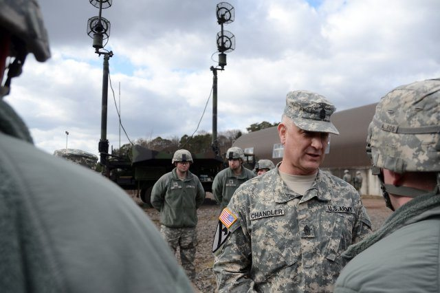 Senior enlisted leaders condemn hazing...