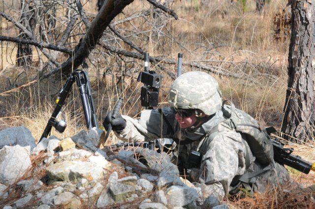 Fort Bragg Soldiers Use Robotics to Mi...