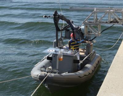 NRL Test Robotic Fueling of Unmanned S...