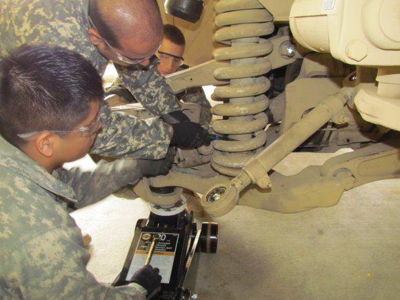 Training innovations keep trucks on ba...