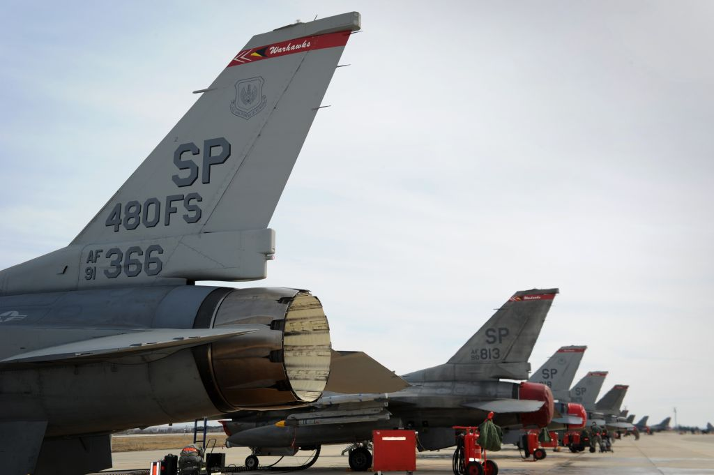 Anatolian Falcon 2012 Builds Strength,...