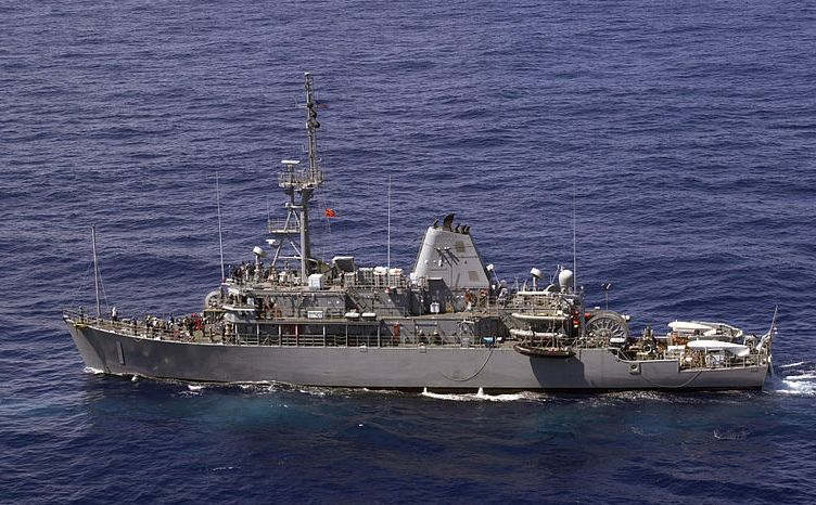 US leads major minesweeping Gulf nava...