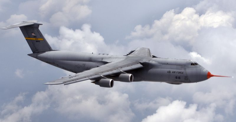Lockheed Martin Delivers Last Amp C-5 To Air Force