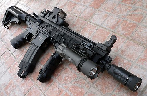 US Army Awards M4 / M4A1 Carbine Contr...