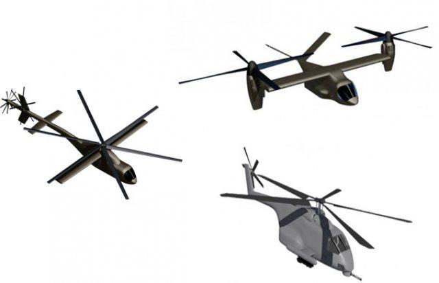 Future Vertical Lift Aircraft Faster, ...