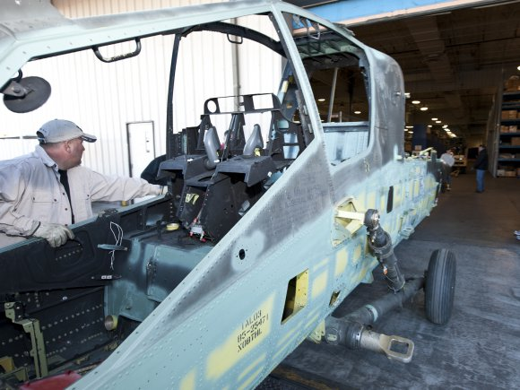 Army Focusing on Industrial Base, Inte...