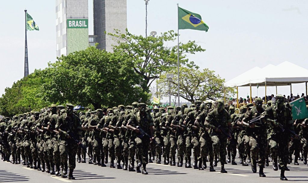 Brazil refines security strategy for s...