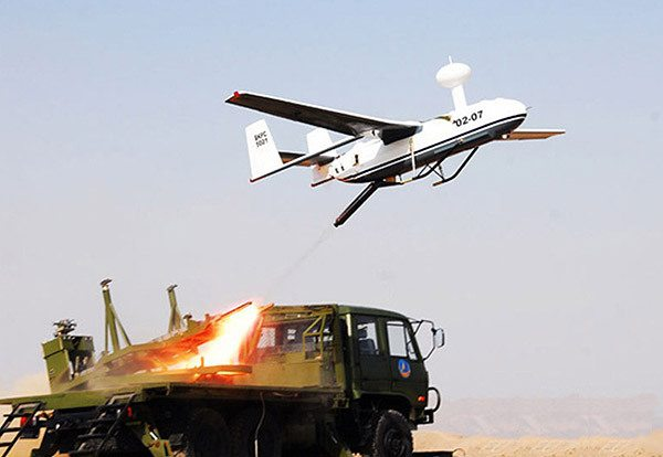 China to Promote Drones for Marine Sur...