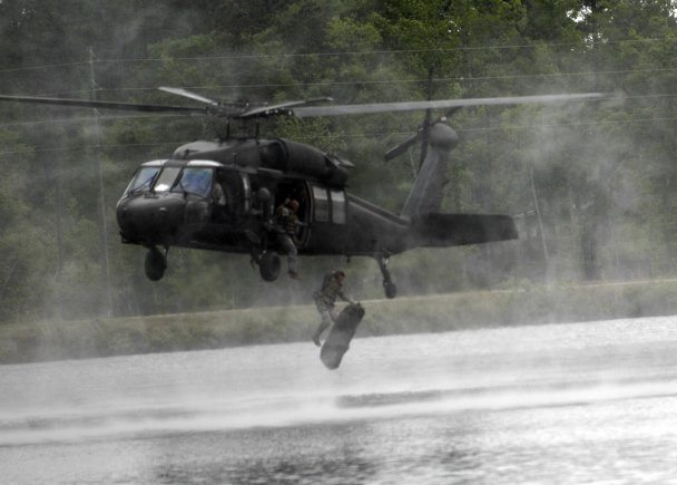 Special Operations team takes 2012 Bes...