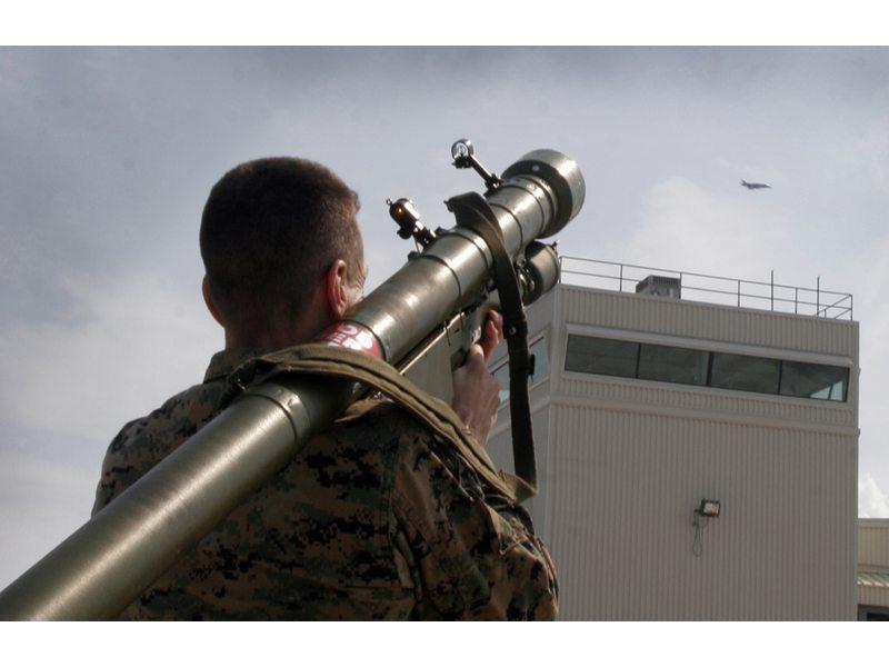 MOD Personnel Help Secure Libyan Porta...