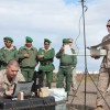 US Marines Demo Raven UAV to Moroccan Military