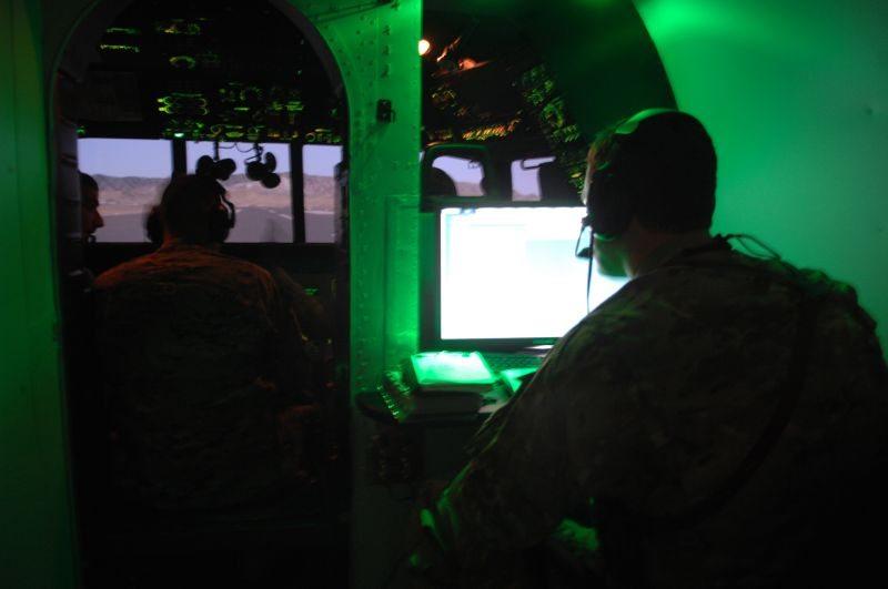 New Simulator Pushes Afghan Pilots' Ca...