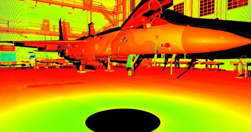 New 3-D scanner makes impact at Eglin