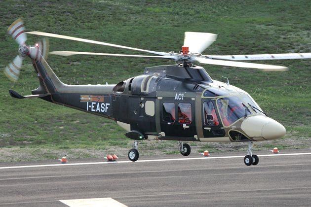 AgustaWestland's New Generation AW169 ...