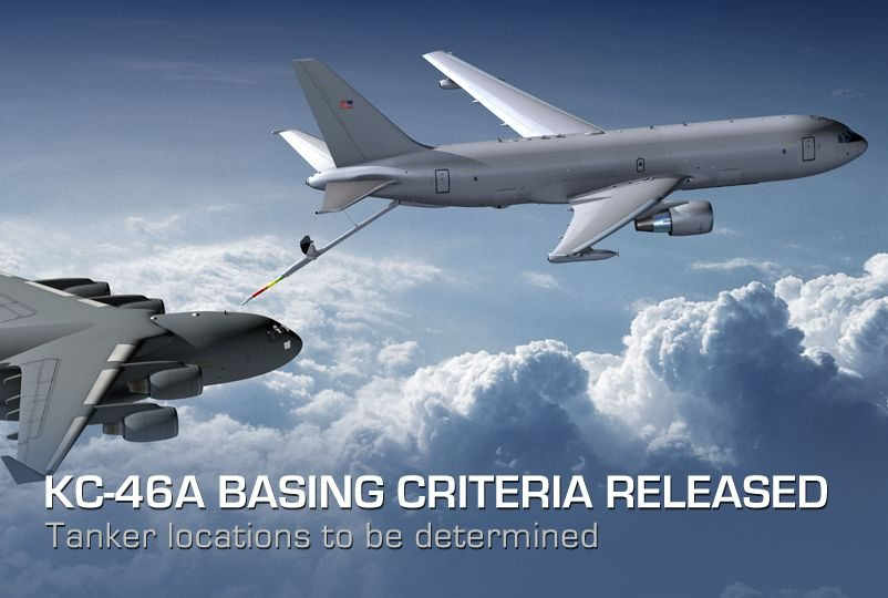 Air Force announces criteria for basin...