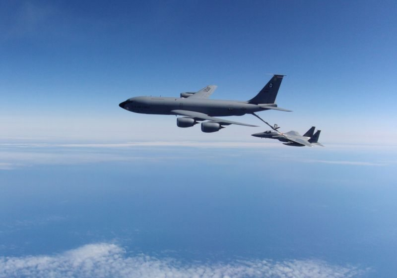 KC-135 Upgrades to Keep Aircraft Flyin...
