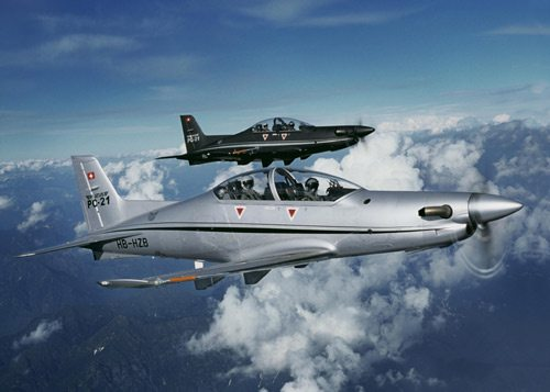Royal Saudi Air Force Selects Pilatus ...