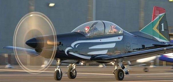 Indian Air Force Selects Pilatus PC-7 MkII Training System