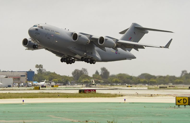 Kuwait to Buy C-17 Globemaster III