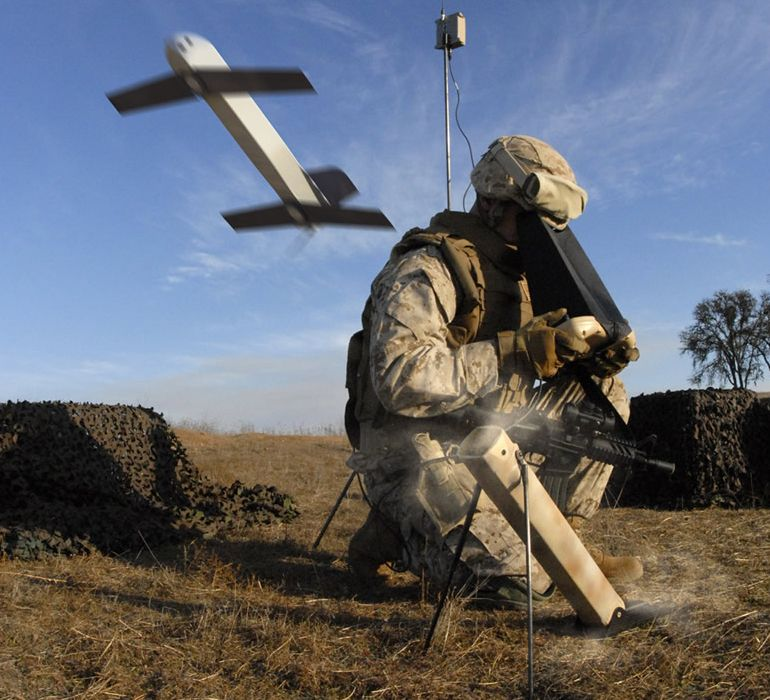 US Army Orders Switchblade Loitering M...