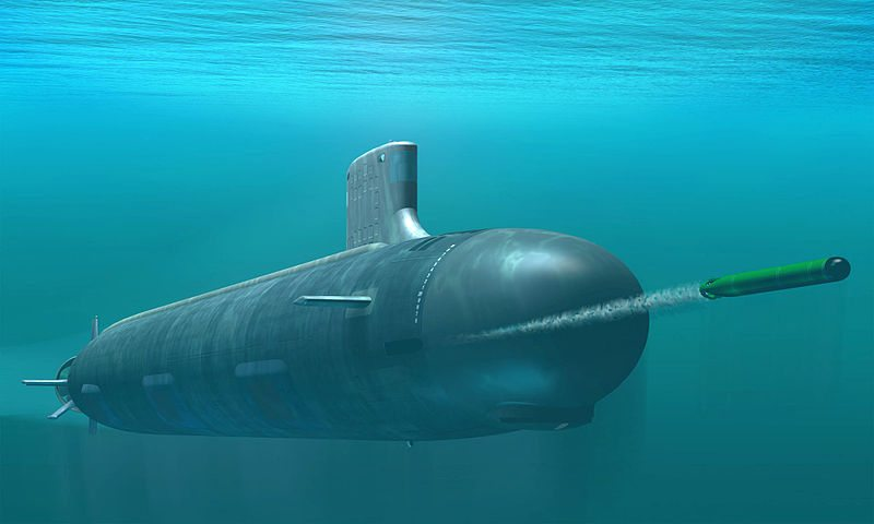 General Dynamics Delivers Submarine Mi...