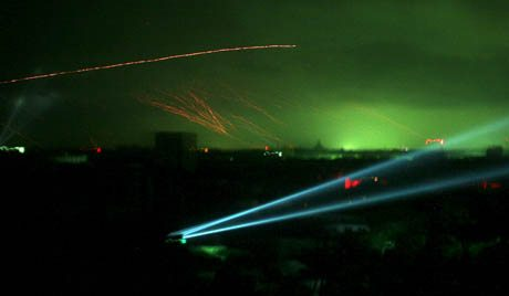 Russia develops air defense lasers