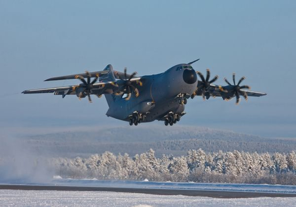 Airbus A400M Wins Full Civil Certification
