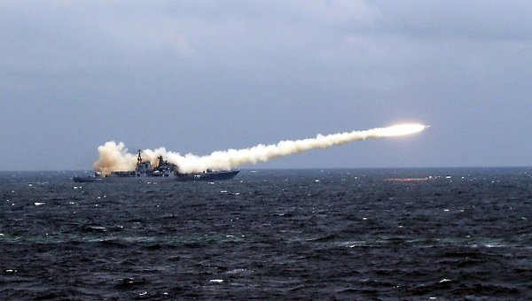 Russia to Test New Naval Air Defense S...