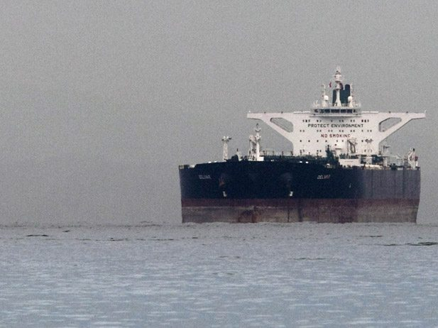 Iran turns off tracking systems on tankers: report