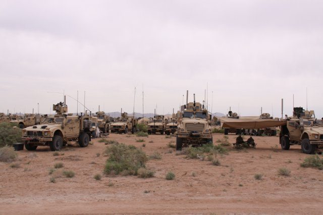Army completes network design for Capa...